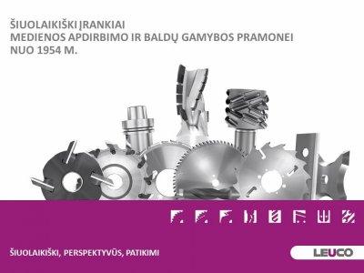 Darbas Vilniuje - ieškome medienos pjovimo įrankių galąstojų