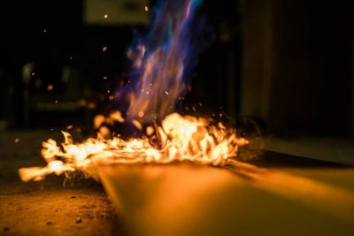 deginta maumedžio mediena