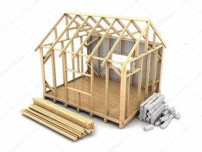 didmeninė prekyba statybine mediena
