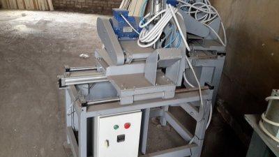 automatinės medienos skersavimo staklės