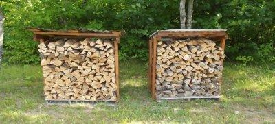 perku juodalksnio malkinę medieną