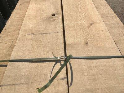 sausos ąžuolo lentos 27,32,36,40,50mm