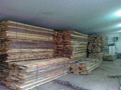 sausos ąžuolo lentos 40 ir 32 mm a, ab, bc ir d kat.