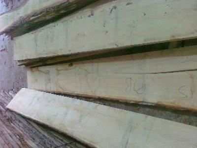 sausos ąžuolo lentos 25, 32, 40 mm, 3 m,  a, ab, d kat.