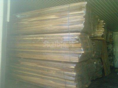 sausos ąžuolo lentos 50 mm, 3 m  0,1,2 klasių